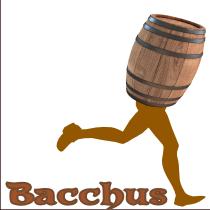 Bacchus Runner logo for tips