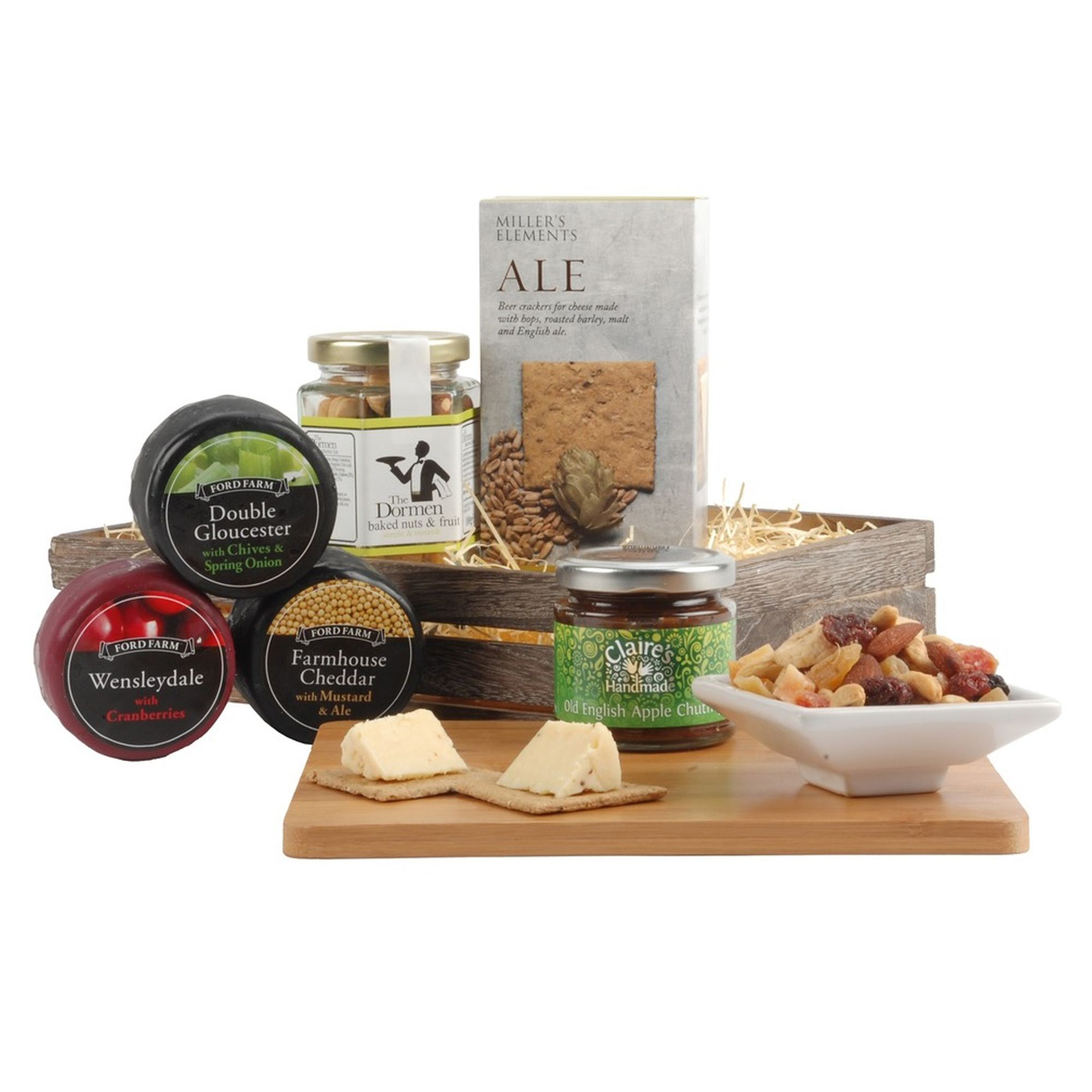 Cheese And Fruits Hamper Gift Gift Ideas