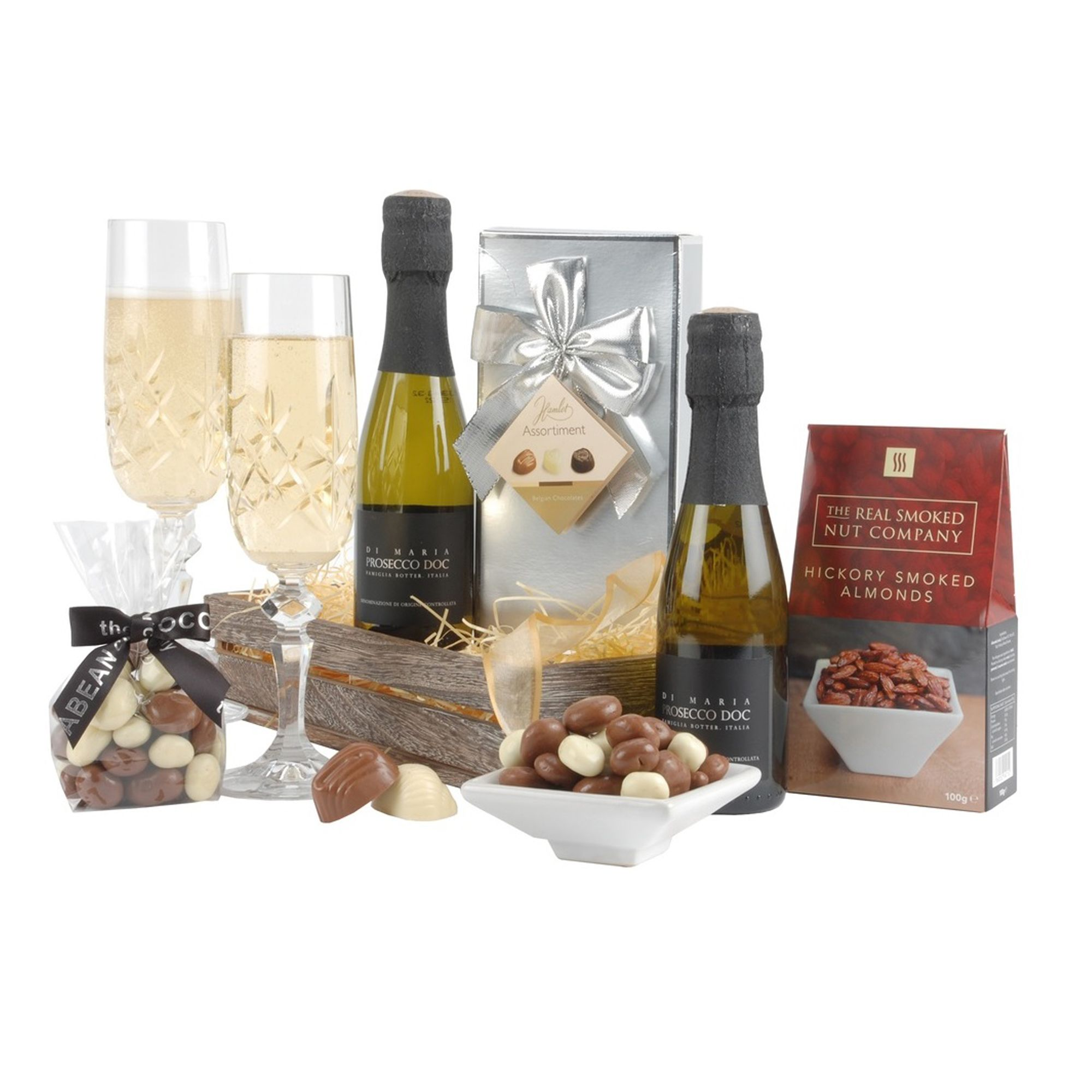 prosecco and chocolate h&er  sc 1 st  TheRunners.xyz & Chocolate and Prosecco mini hamper | Luxury Gift