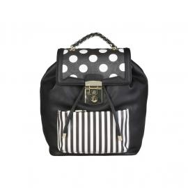 Trussardi backpack in eco-leather